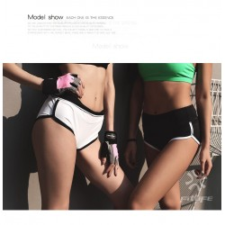 Compression Elastic Push Up Shorts Factory
