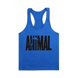 men gym tank top 100 % cotton