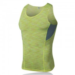 Sleeveless Compression Fitness Shirt Manufacturer