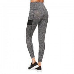 Grey Fitting Yoga Leggings Manufacturer