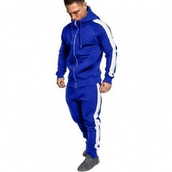 Mens Tracksuit Set Full Zip