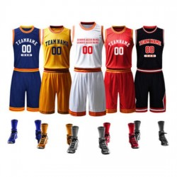 Sublimation Basketball Uniform