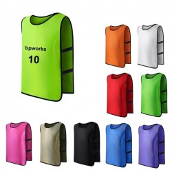 Multicolor Training Vest Manufacturer