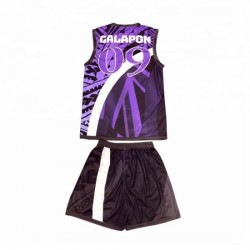 Sublimated Basketball Sportwear