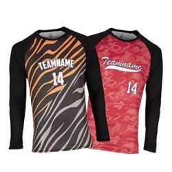 Sublimated Crew Neck T-Shirts