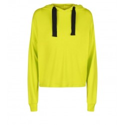 Yellow Sports Hoodie Manufacturer Pakistan