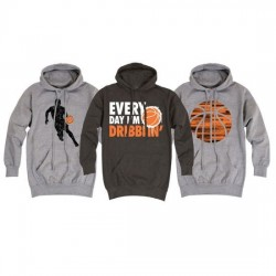Custom Cotton Quick Drying Basketball Hoodie Manufacurerfor Fans