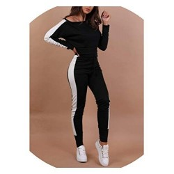 Crop Top Skinny Drawstring Legging Two Piece Set Manufacturer