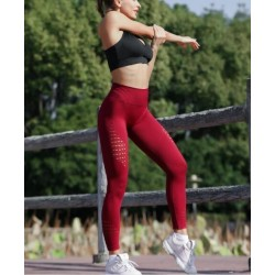 2019 Women Seamless High Waist Gym Pants Workout Leggings
