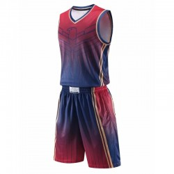 Sports Basketball Jersey New Model Team Uniform Custom Team Sublimation Basketball Jersey Set Wear