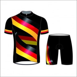 Wholesale Polyester Unisex Cycling Shorts