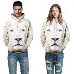 Digital Printing Sports Sweater Hoodie