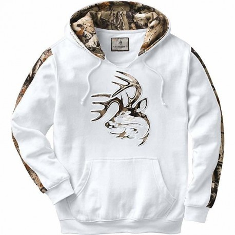 Men′s Camo Outfitter Hoodie Printed Pullover Hoodie