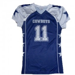 Sublimated Soccer Team Uniform Football Jersey Custom American Football Jersey