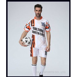 Custom Sublimation Soccer Club Jersey