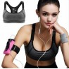 SPORTS BRA FOR RUNNING - PADDED WIREFREE SEAMLESS SHAKEPROOF PUSH UP