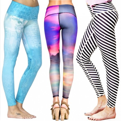 Super Soft Printed Leggings Manufacturer & Supplier
