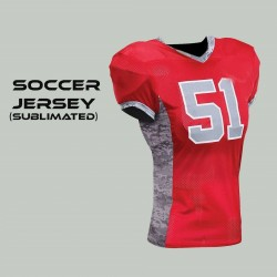 Sublimated Soccer Jersey Manufacturer