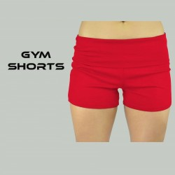Ladies Gym Short Manufacture