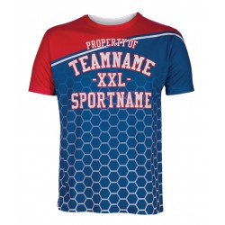 Customize Spectrum Sublimated Tee