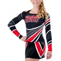 Custom Cheerleading Uniforms and Jerseys