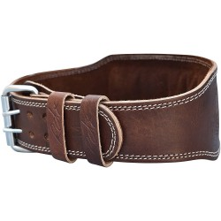 Cow Hide Leather Gym Belt