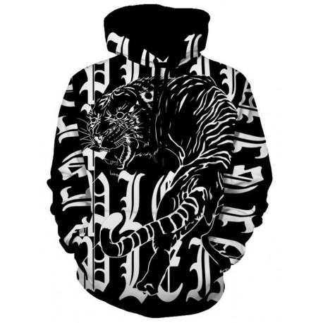 Sublimation Print Hoodie