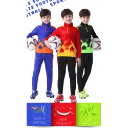 Children Sports Tracksuit