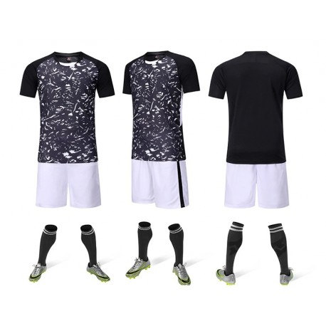 Men Soccer Jersey Set
