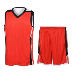 Basketball Uniform Top and botton Supplier