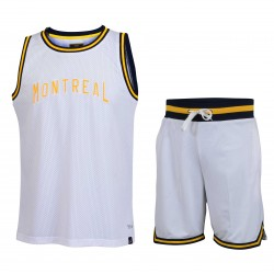 Mesh material basketball Uniform Manufacturer