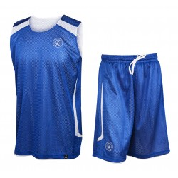 9 Hole Mesh Material Basketball Uniform Manufacturer