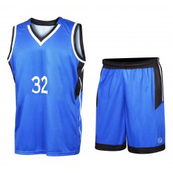 Cheap Sublimated basketball Set manufacturer