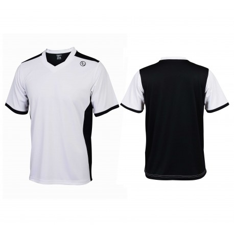 V neck Polyester T-shirts Manufacturer & supplier