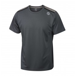 Basic Line Shoulder Design Polyester fabric T-shirts Manufacturer & Supplier