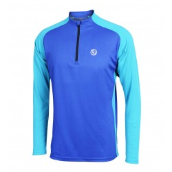Half Zip Polyester Fabric Sweatshirts Manufacturer & Supplier