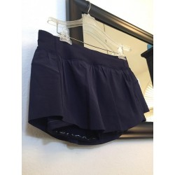 Navy Blue Final Lap Pulse Capri Activewear Skirt