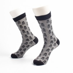 Men dress crew socks Manufacturer & Supplier