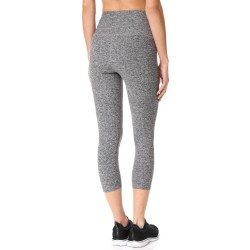 Yoga High Waist Capri Leggings