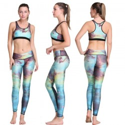 3D Sublimation Print Yoga Leggings Manufacturer & Supplier