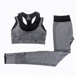Girls Gym Running Jogging Sports top Manufacturer