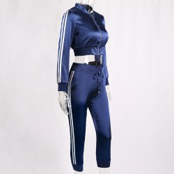 Running Yoga Fitness Gym Jogging Sports tracksuit